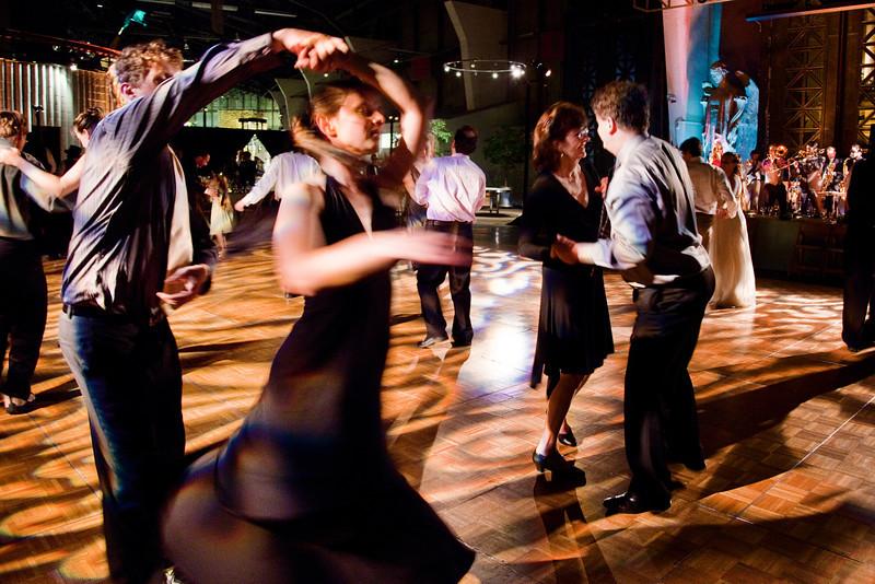 dancing david