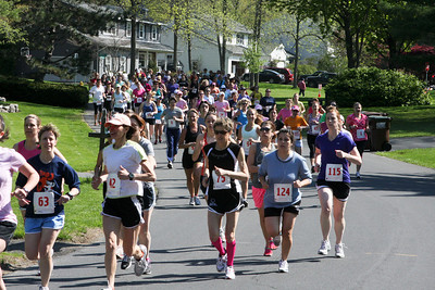 Mother's Day Race