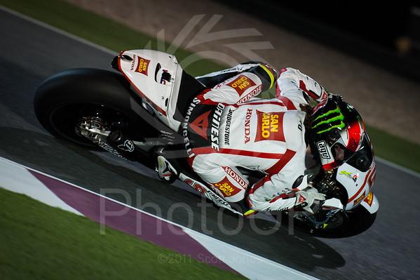 MotoGP 2011 Qatar Test