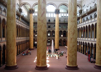 Great Hall of the National Building Museum (4/24/11)