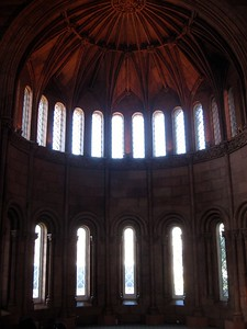 Commons Room of the Smithsonian Institution Building (3/13/11)
