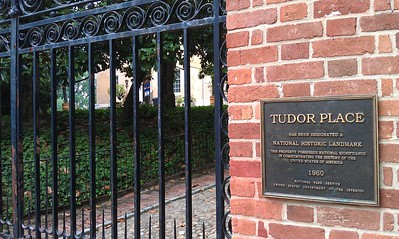 Tudor Place Historic House and Garden (8/13/11)