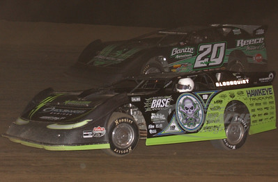 Scott Bloomquist, Jimmy Owens