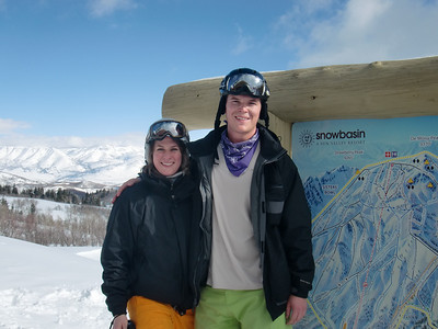 ND ski day--Snowbasin