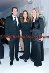 Chris Cuomo,Cristina Greeven Cuomo, Jennifer Rominiecki attend The New York Botanical Garden's 12th Annual Winter Wonderland Ball  on Friday, December 9, 2011 at 2900 Southern Boulevard Bronx, NY  PHOTO CREDIT: ©Manhattan Society.com 2011 by Christopher London