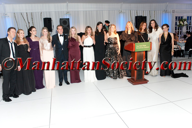 The New York Botanical Garden's 12th Annual Winter Wonderland Ball  on Friday, December 9, 2011 at 2900 Southern Boulevard Bronx, NY  PHOTO CREDIT: ©Manhattan Society.com 2011 by Christopher London