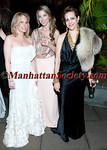 Gillian Miniter, Alexandra Lind Rose, Alexandra Lebenthal attend The New York Botanical Garden's 12th Annual Winter Wonderland Ball  on Friday, December 9, 2011 at 2900 Southern Boulevard Bronx, NY  PHOTO CREDIT: ©Manhattan Society.com 2011 by Christopher London
