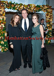 Cristina Greeven Cuomo, Chris Cuomo, Peggy Siegal attend The New York Botanical Garden's 12th Annual Winter Wonderland Ball  on Friday, December 9, 2011 at 2900 Southern Boulevard Bronx, NY  PHOTO CREDIT: ©Manhattan Society.com 2011 by Christopher London