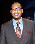 Carmelo Anthony attends The New Yorkers For Children 2011 Fall Gala Honoring Carmelo Anthony To Benefit Youth in Foster Care on Tuesday, September 20, 2011 at Cipriani 42nd Street, 110 East 42nd Street, New York City, NY  PHOTO CREDIT: ©Manhattan Society.com 2011 by Christopher London
