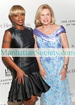 """Mary J. Blige, Congresswoman Carolyn Maloney  attend New York Junior League's 2011 Winter Ball, """"Elegance Throughout Time"""" on Saturday, March 5, 2011 at Grand Ballroom at The Plaza Hotel, Fifth Avenue at Central Park South, New York City, NY (PHOTO CREDIT: ©Manhattan Society.com 2011)"""