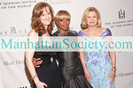 "NYJL President, Lisa Hathaway Stella, Mary J. Blige, Congresswoman Carolyn Maloney  attend New York Junior League's 2011 Winter Ball, ""Elegance Throughout Time"" on Saturday, March 5, 2011 at Grand Ballroom at The Plaza Hotel, Fifth Avenue at Central Park South, New York City, NY (PHOTO CREDIT: ©Manhattan Society.com 2011)"