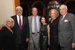 Denise and Robert Benmosche, Larry and Lori Fink, Elaine and Ken Langone