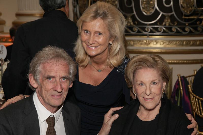Roger Spottiswoode, Dr  Sylvia Formenti, Sandra Meyer