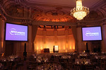 Image of event prior to guests arriving