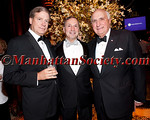 Stanley Druckenmiller, Robert I. Grossman, MD and Ken Langone attend NYU Langone Medical Center's 2011 Violet Ball on Thursday, May 4, 2011 at Cipriani 42nd Street, 110 East 42nd St New York, NY 10017  PHOTO CREDIT: Copyright ©Manhattan Society.com 2011