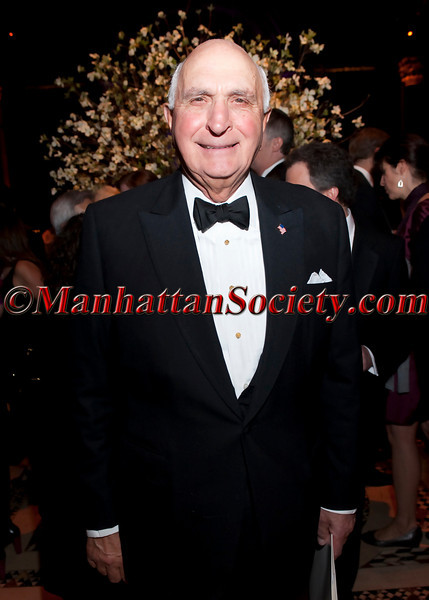 Kenneth Langone, chairman of the Board of Trustees at NYU Langone attends NYU Langone Medical Center's 2011 Violet Ball on Thursday, May 4, 2011 at Cipriani 42nd Street, 110 East 42nd St New York, NY 10017  PHOTO CREDIT: Copyright ©Manhattan Society.com 2011