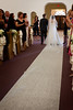 Nadine and Ryan recessional 2