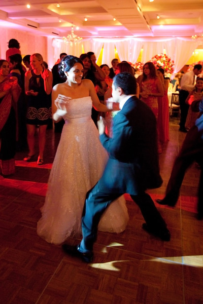nadine and georges dancing