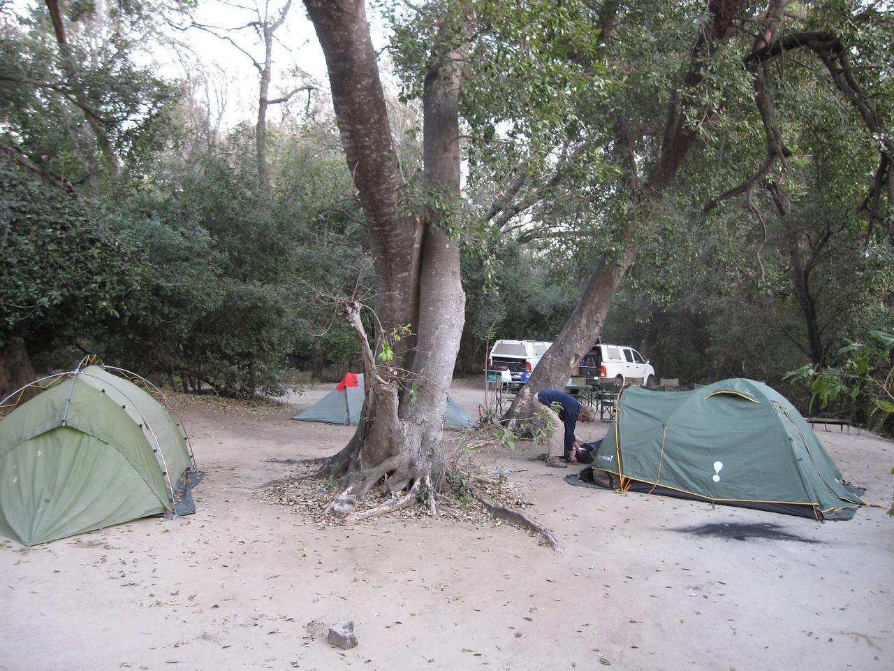 drotzky's camp