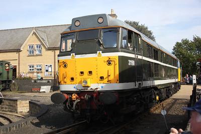 31190 at Wansford.