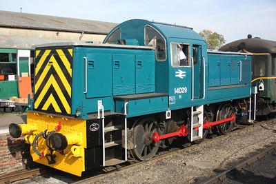 14029 at Wansford.