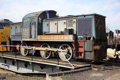 D9518 at Wansford.