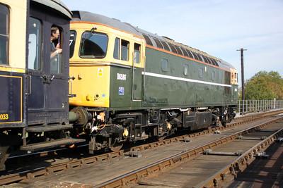 D6586 (33201) at Wansford.