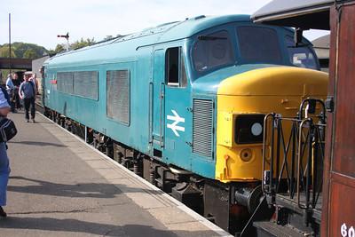 45060 at Wansford.