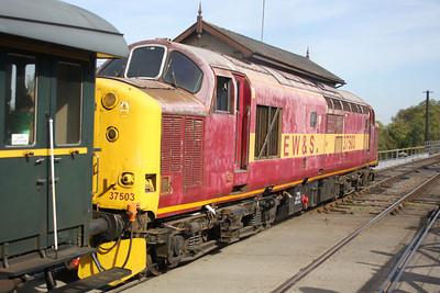 37503 at Wansford.