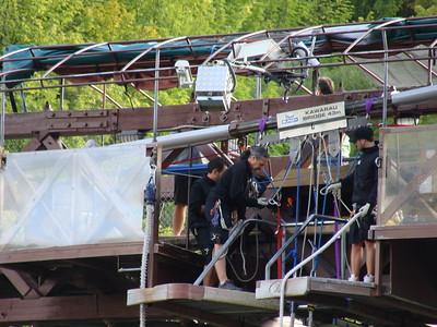 Bungee at Kawarau Bridge - Jerry Strokus