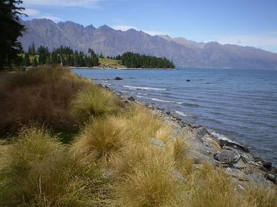 Lake Wakatipu - William Howarth
