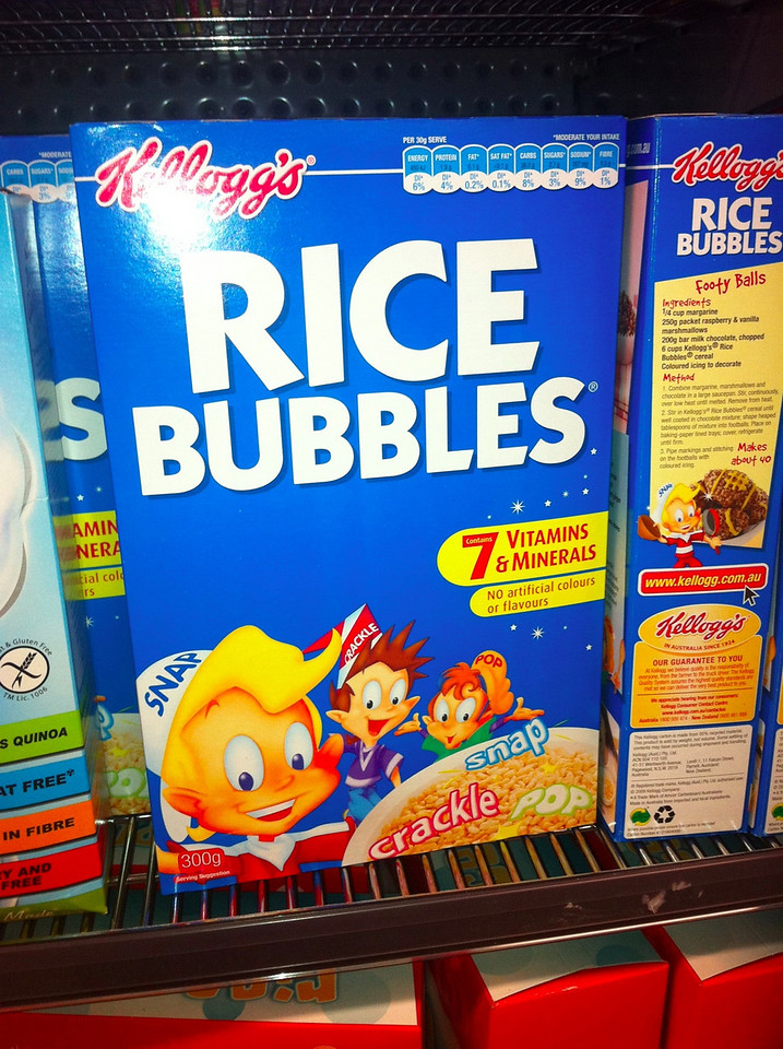 Rice WHAT?