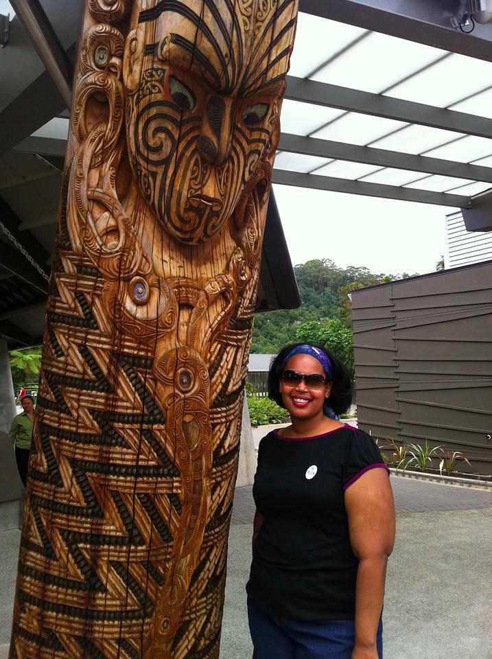 Maori and Sherry