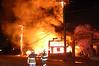 Newark 8-13-11 - 2 : Newark second alarm at 685 Ferry Street on 8-13-11.
