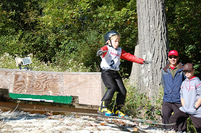 Norge Junior Ski Jumping Tournament (small hills):  October 1, 2011
