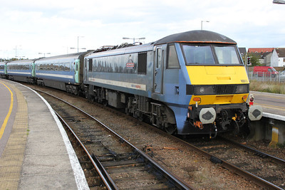 90013 after uncoupling.