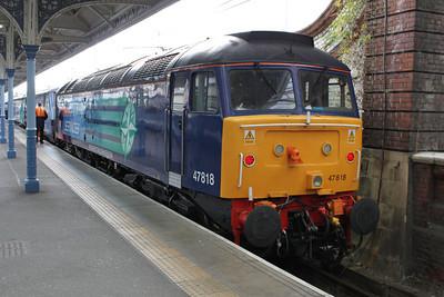 47818 Norwich Station