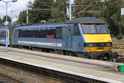 90011 Norwich Station