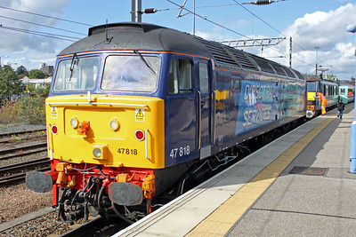 47818 backs onto 90013 for the 1v43-1203 Norwich-Gt.Yarmouth drag that we were on.