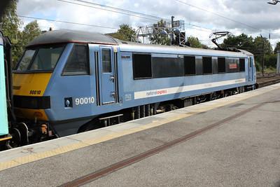 90010 Norwich Station