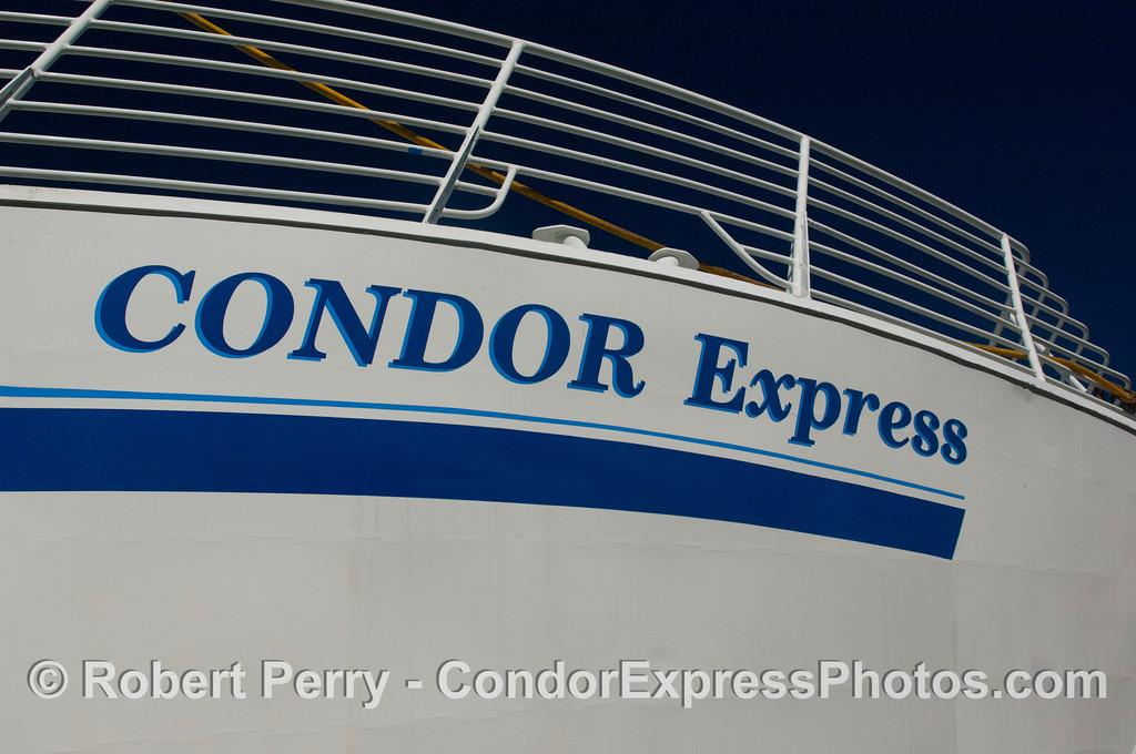 Condor Express hauled out 2011 11-25 - Ventura Hbr - 027