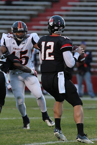 Quarterback, Chandler Browning.