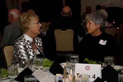 Linda Godbold and Joan Flowers