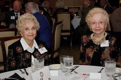 Edith Hoffman and Gladys Boroughs