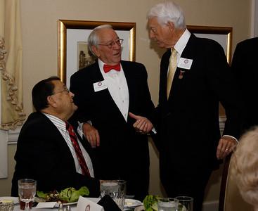 Harold Crawley, Dr. Bob Shepard, and Ron Hawkins