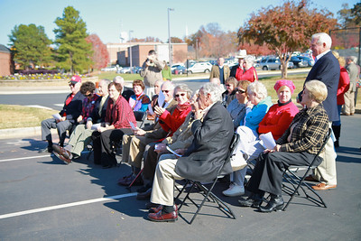 Naming of the Bill & Sue Masters Athletic facility; November 12, 2011.