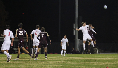 The Bulldogs lost over a tough fight against Winthrop University.