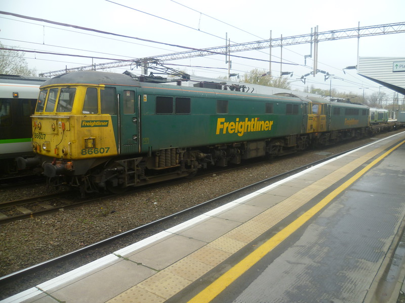 Freightliner 86607 Northampton