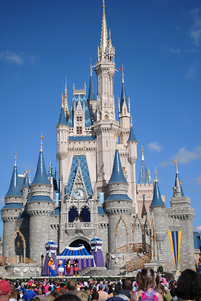 November 2011 - Disney World