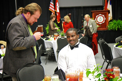 Scholarship Luncheon; November 4, 2011